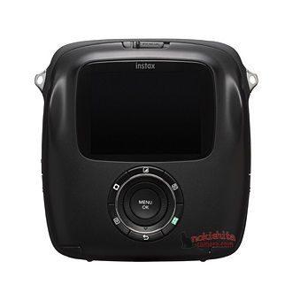 Kamera Fujifilm Instax Square SQ10 (Belakang)