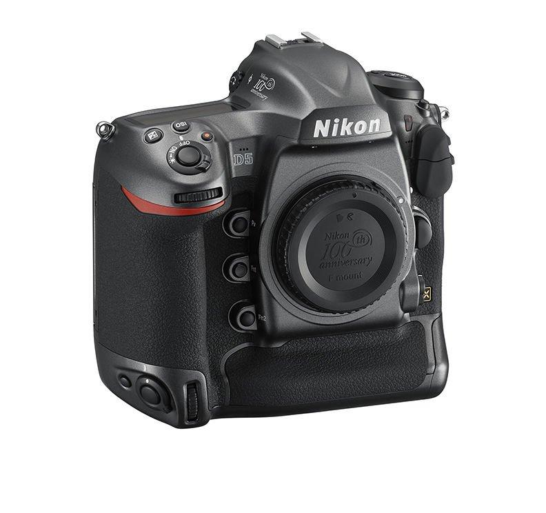 Nikon D5 Edisi Ulang Tahun 100th, Image Credit : Nikon