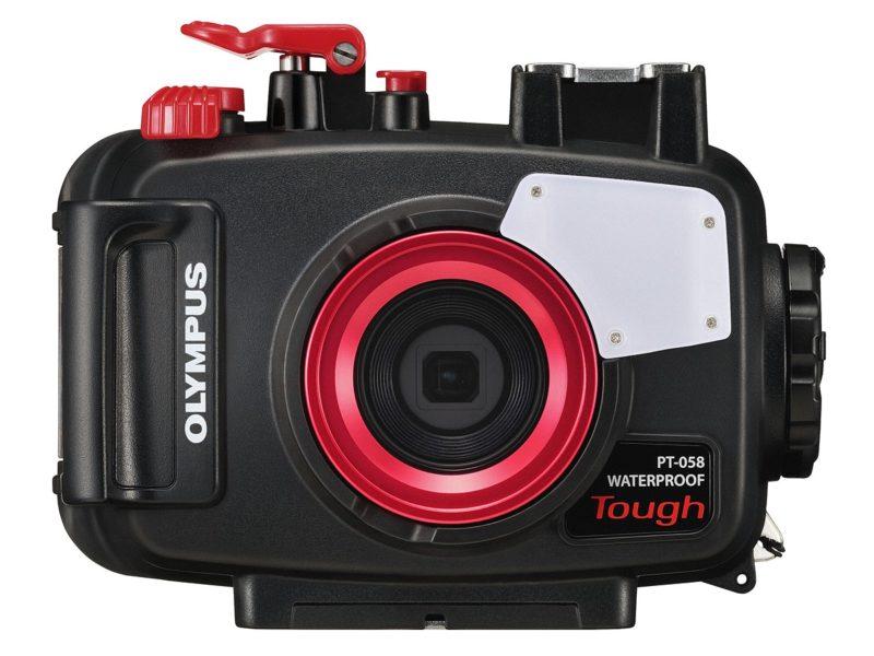 Kamera Olympus TG-5 (Housing), Image Credit: Olympus