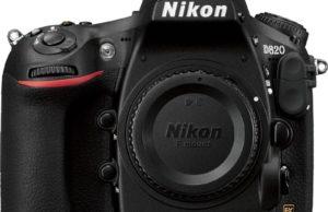 Kamera DSLR Nikon D820