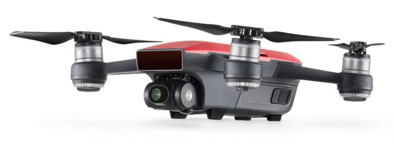DJI Spark (2-axis Gimbal Kamera), Image Credit: DJI