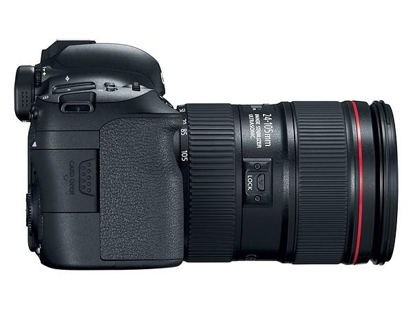 Canon EOS 6D Mk II (Kanan), Image Credit: Canon