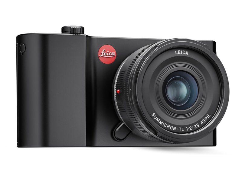 Kamera Leica TL2 (Depan), Image Credit: Leica