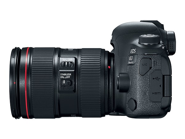 Canon EOS 6D Mk II (Kiri), Image Credit: Canon