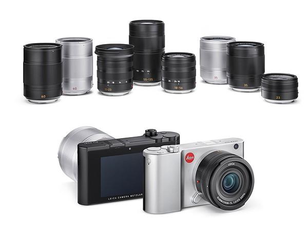 Kamera Leica TL2 (Lensa), Image Credit: Leica