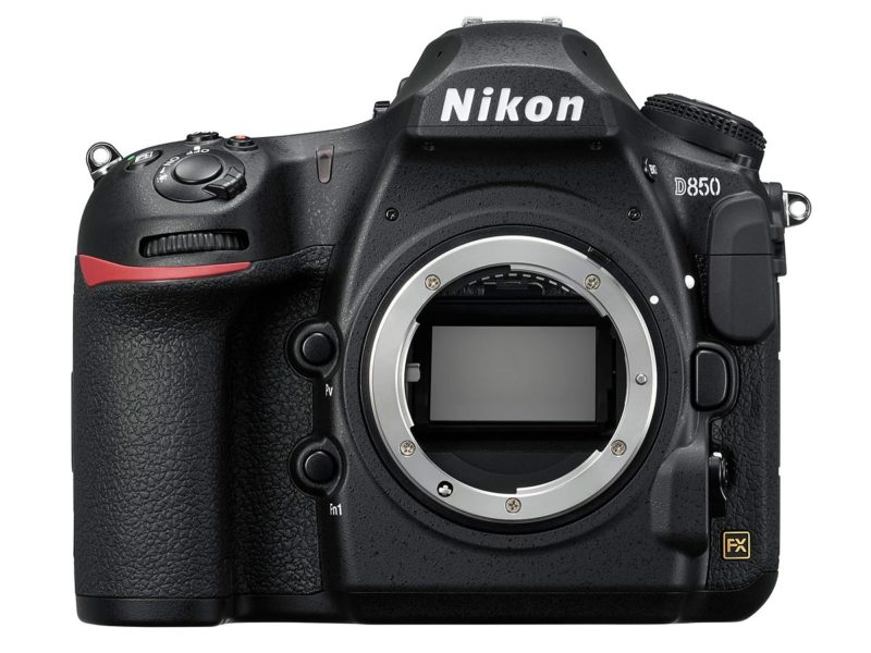 Nikon D850 (Depan), Image Credit: Nikon