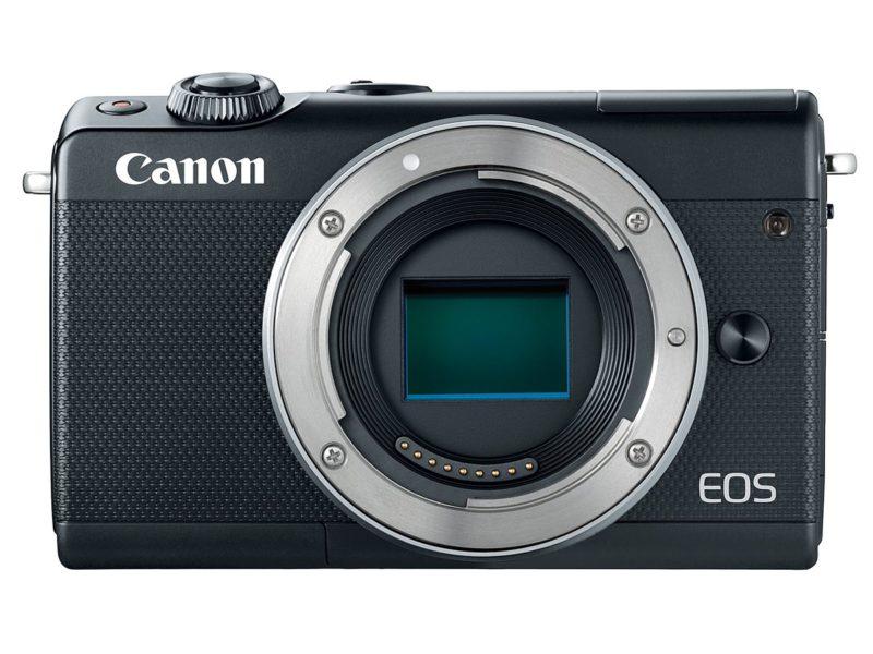 Kamera Canon EOS M100 (Sensor), Image Credit: Canon