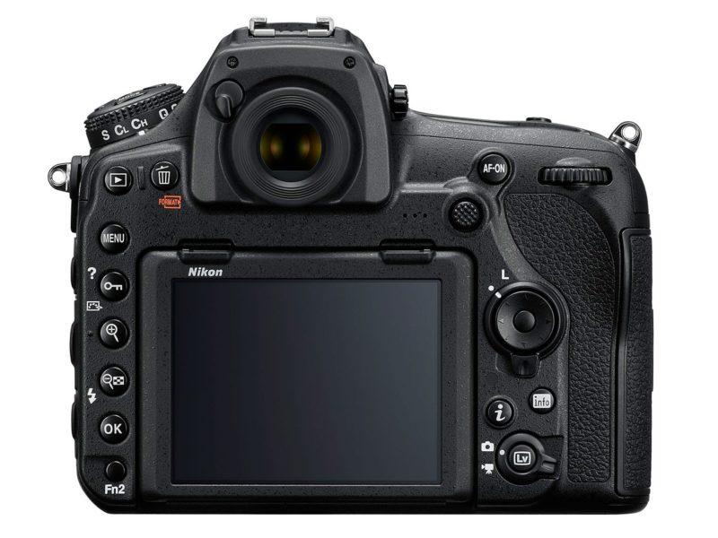Nikon D850 (Belakang), Image Credit: Nikon