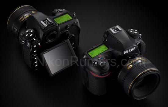 Kamera Nikon D850, Tilt LCD