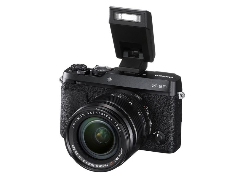 Kamera Terbaru Fujifilm X-E3 (Eksternal Flash), Image Credit: Fujififlm