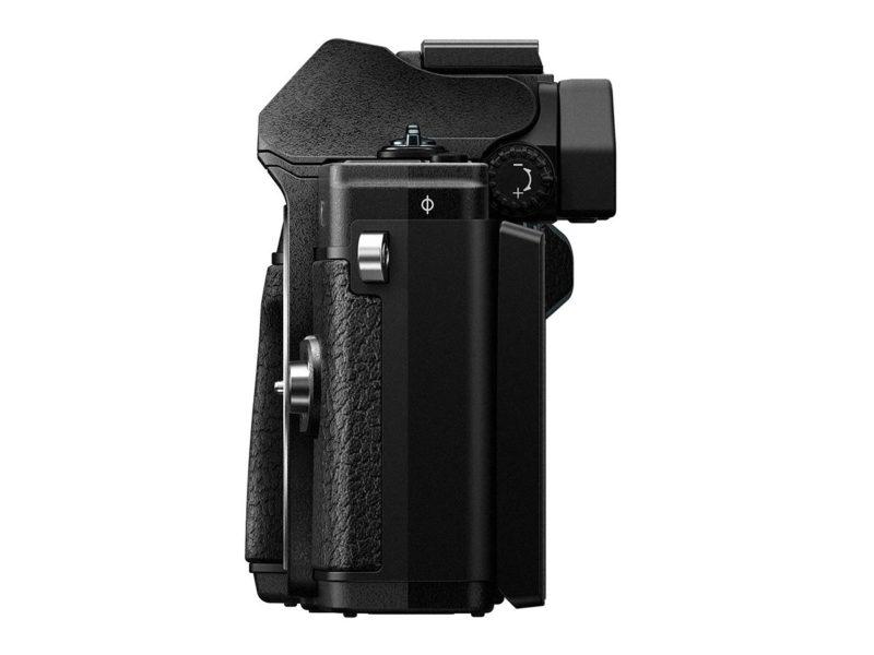 Kamera Olympus E-M10 Mark III (Kiri), Image Credit : Olympus