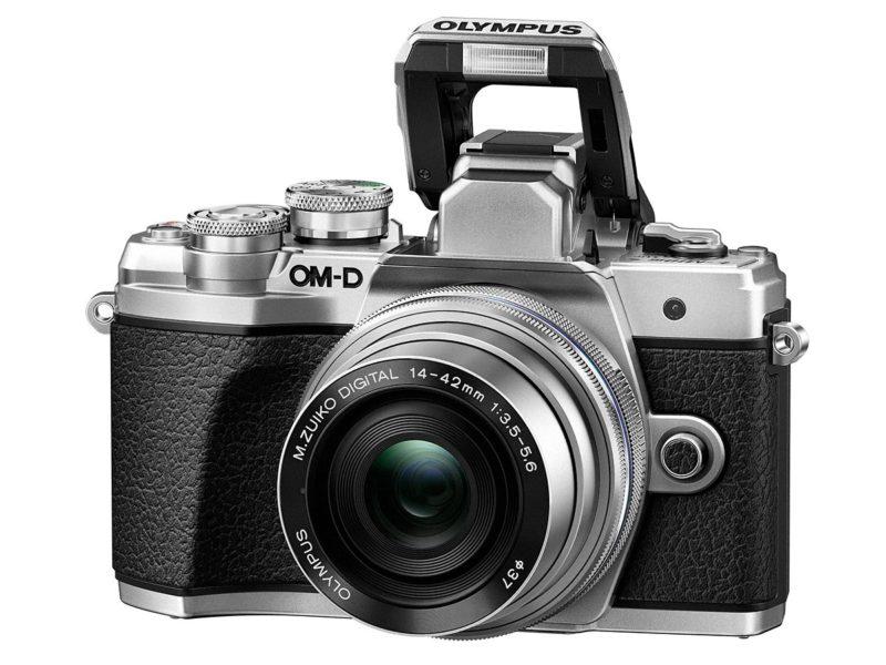 Kamera Olympus E-M10 Mark III (Silver), Image Credit : Olympus