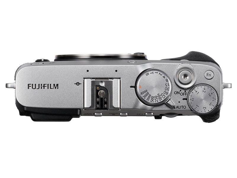 Kamera Terbaru Fujifilm X-E3 (Atas), Image Credit: Fujififlm