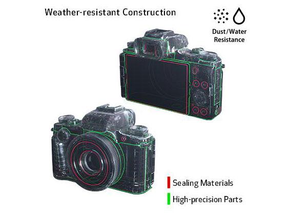 Canon Powershot G1 X Mark III (Weather Sealed), Image Credit: Canon