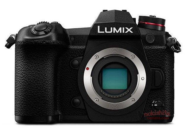 Mirrorless Panasonic Lumix G9