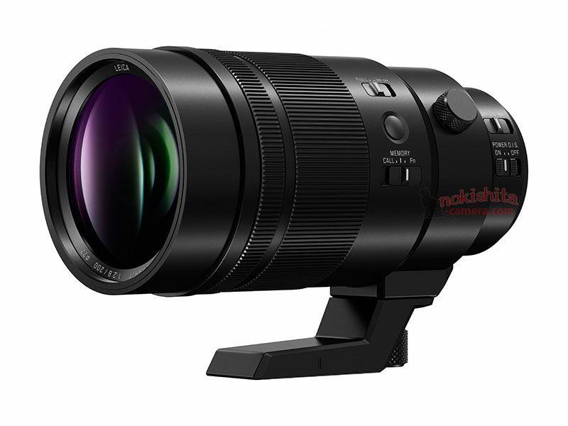 Lensa Leica 200mm f/2.8