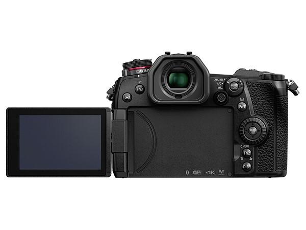 Kamera Panasonic G9 (LCD flip), Image Credit: Panasonic