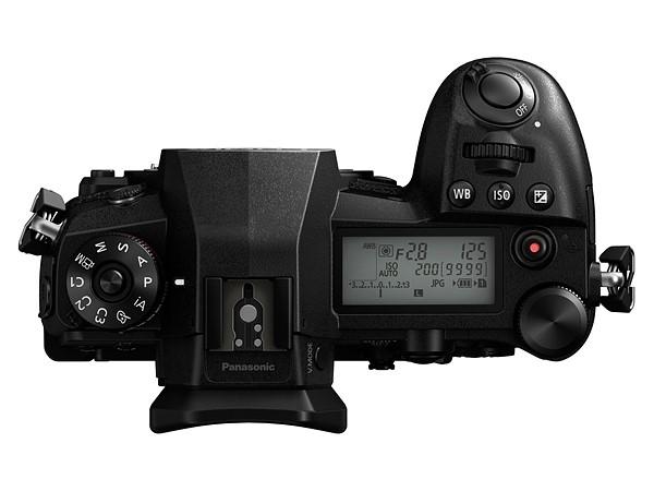 Kamera Panasonic G9 (Atas), Image Credit: Panasonic