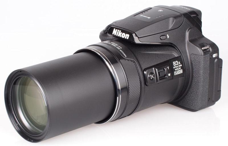 Kamera Nikon P900, Superzoom 83x