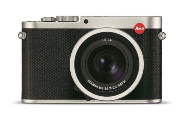 Kamera Leica Q Silver (Depan), Image Credit: Leica