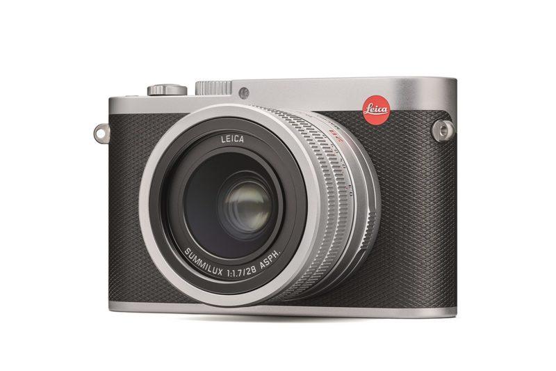 Kamera Leica Q Silver, Image Credit: Leica