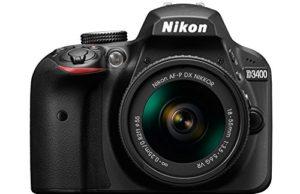 Kamera DSLR NIkon D3400