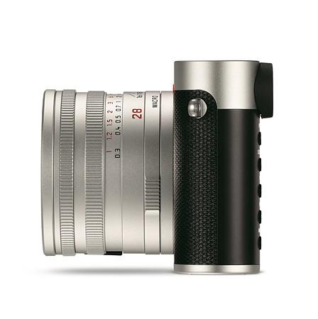 Kamera Leica Q Silver (Kiri), Image Credit: Leica