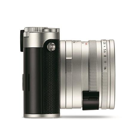 Kamera Leica Q Silver (Kanan), Image Credit: Leica