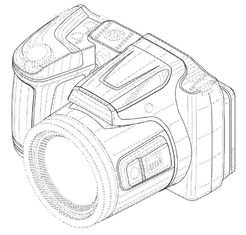 Paten Kamera Superzoom Nikon (Depan)