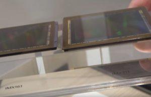 Sensor Sony Medium Format