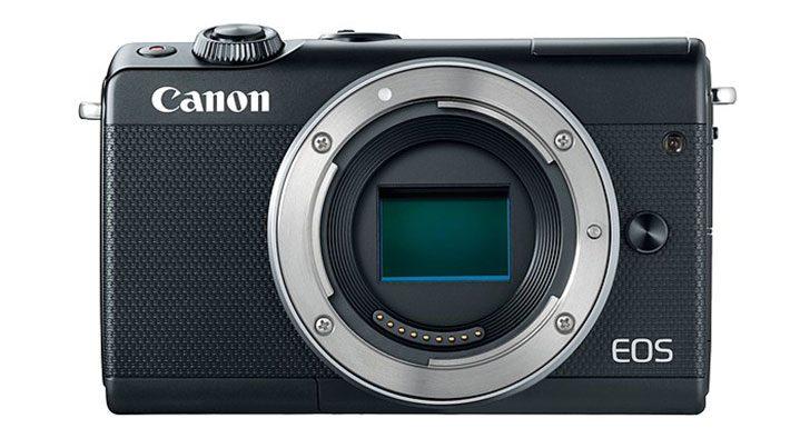 Kamera Canon seri EOS M