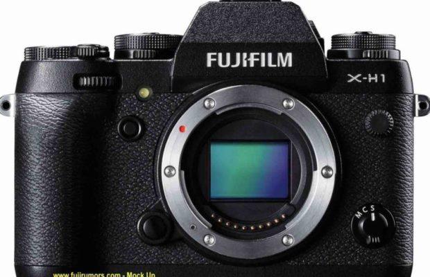 Model Kamera Fujifilm-X-H1