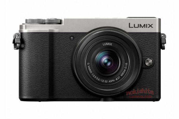 Panasonic Lumix GX9 (Silver)