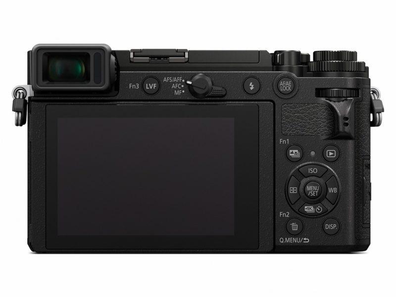 Panasonic Lumix GX9 (Belakang), Image Credit: Panasonic