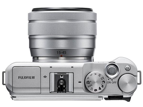 Kamera Mirrorless Fujifilm X-A5 (Atas), Image Credit: Fujifilm