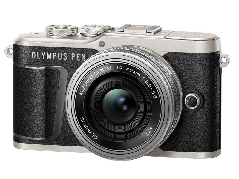 Kamera Olympus E-PL9 (Black), Image Credit: Olympus