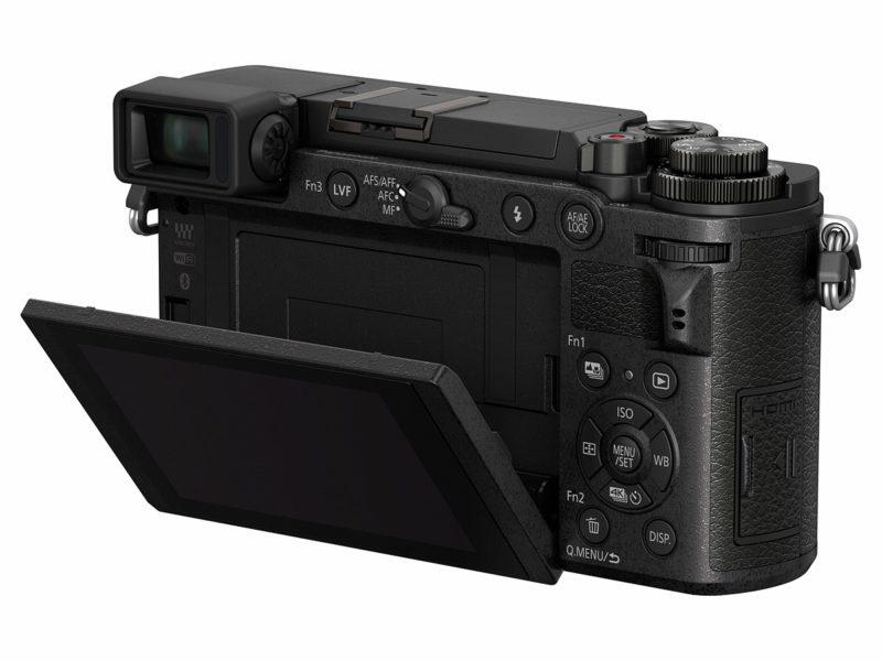 Panasonic Lumix GX9 (LCD), Image Credit: Panasonic