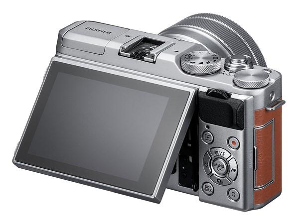 Kamera Mirrorless Fujifilm X-A5 (LCD), Image Credit: Fujifilm
