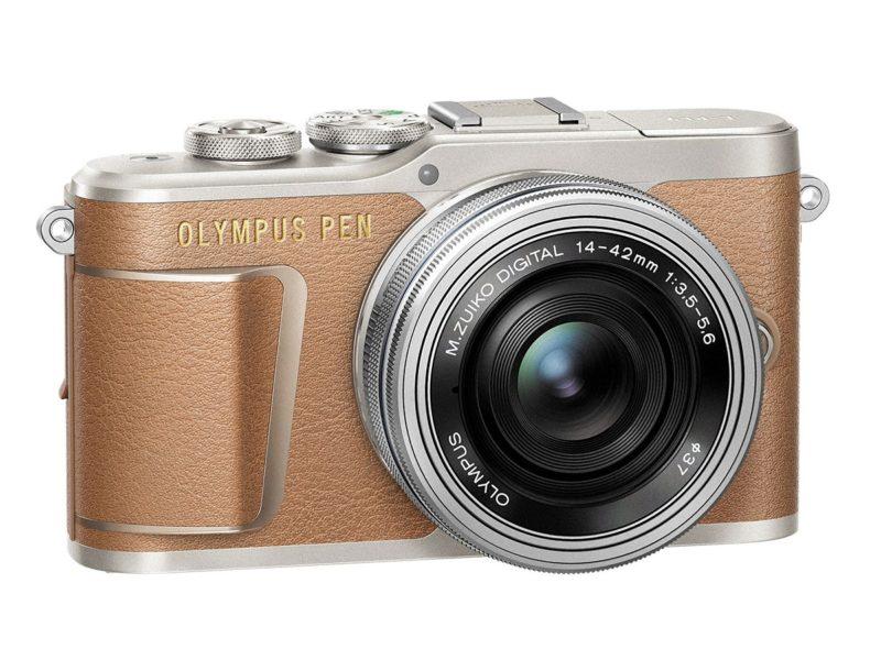 Kamera Olympus E-PL9 (Brown), Image Credit: Olympus