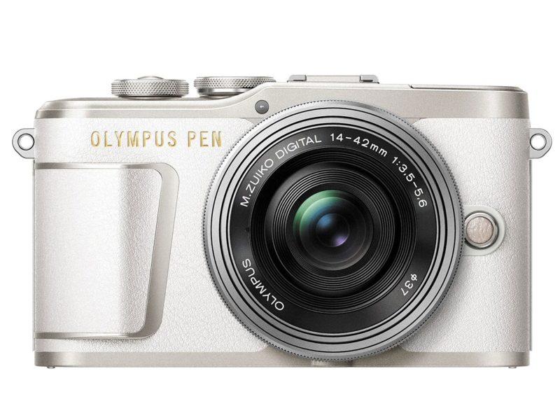 Kamera Olympus E-PL9 (Depan), Image Credit: Olympus