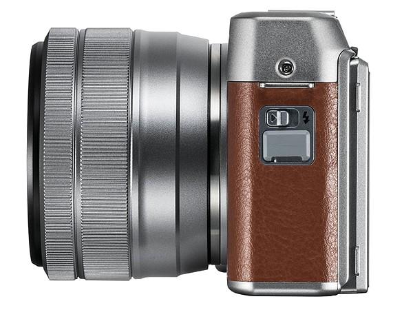 Kamera Mirrorless Fujifilm X-A5 (Kiri), Image Credit: Fujifilm