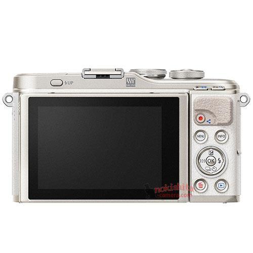 Bocoran Kamera Olympus E-PL9 (Belakang)