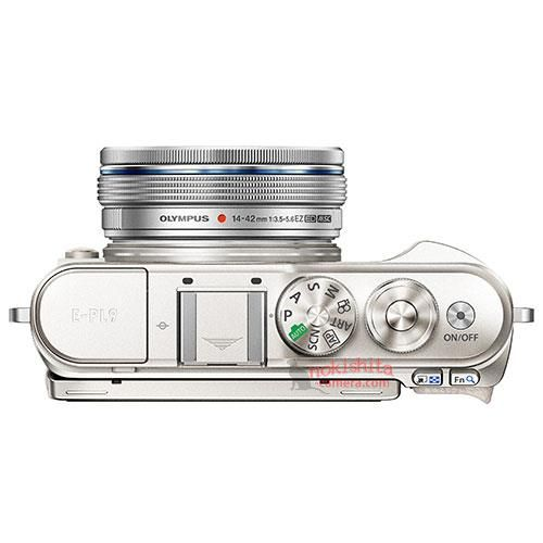 Bocoran Kamera Olympus E-PL9 (Atas)