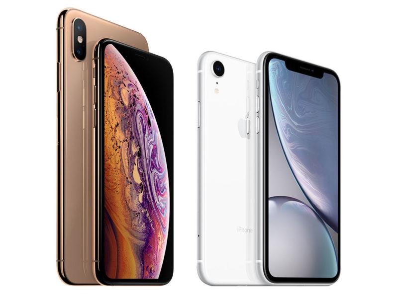 Iphone XS Max dan Iphone XS, Image Credit: Apple